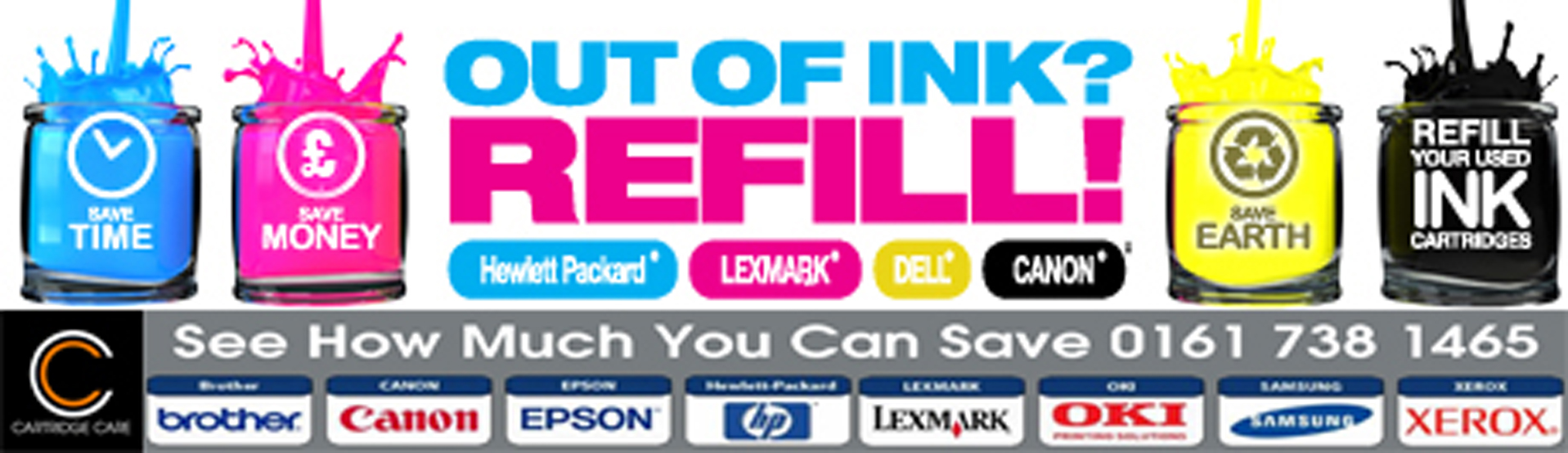 Ink Cartridges Bolton